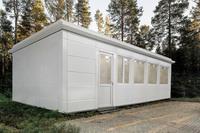 Модульный дом 390х750