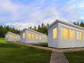 Модульный дом 270х750